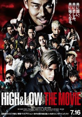 High & Low: The Movie (2016)
