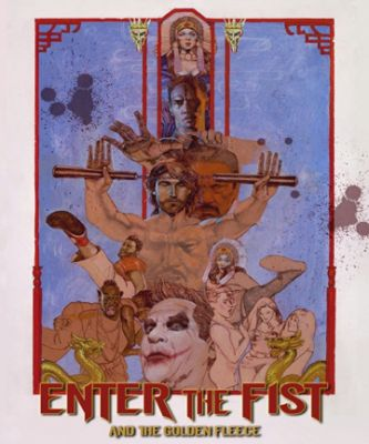 Fury of the Fist and the Golden Fleece (2016)