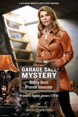 Garage Sale Mystery: Guilty Until Proven Innocent (2016)