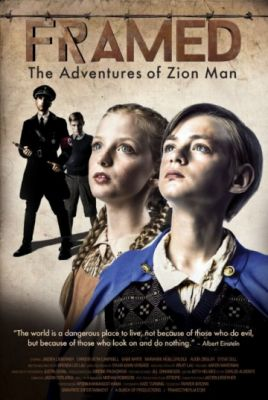 Framed: The Adventures of Zion Man (2016)