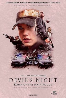Devil's Night: Dawn of the Nain Rouge (2020)