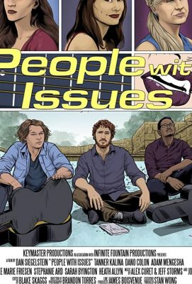 People with Issues (2018)
